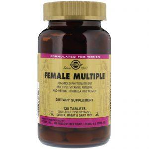 Витамини Female
