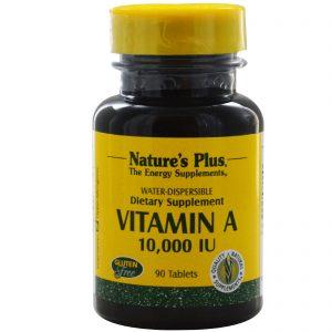 Коса, кожа и нокти Vitamin A