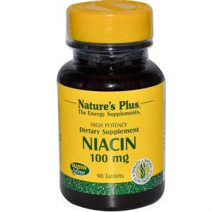Енергия Niacin