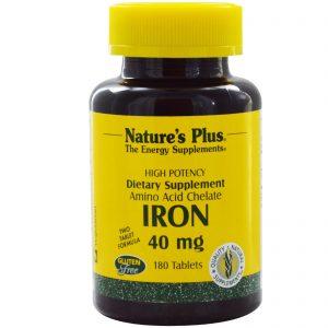 Енергия Iron