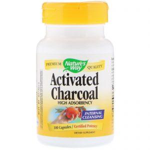 Детокс и пречистване Activated Charcoal