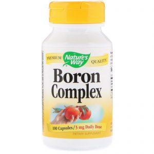 Костно здраве Boron