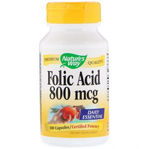Витамин B Folic Acid