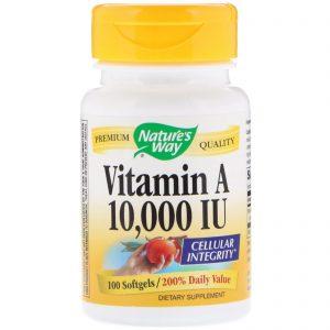 Витамин А Nature's Way