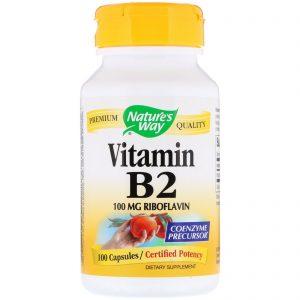 Витамин B Vitamin B-2