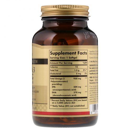 Омега и есенциални мастни киселини Epa/Dha