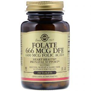 Витамин B Folat
