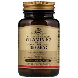 Витамин K Solgar