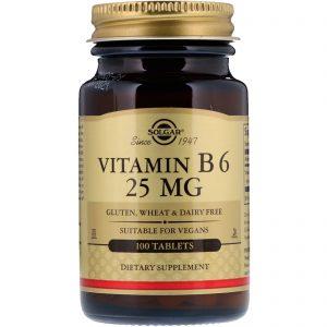 Витамин B Vitamin B-6