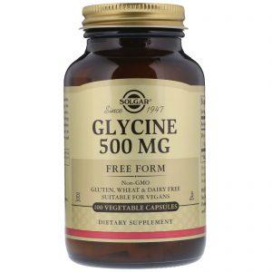 Коса, кожа и нокти Glicin