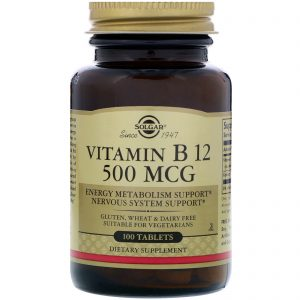 Енергия Vitamin B-12