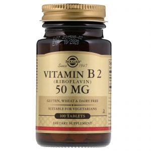 Витамин B Solgar