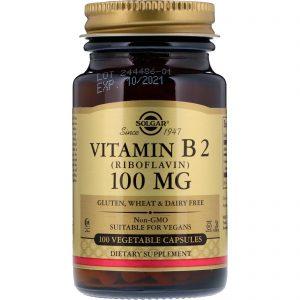 Витамини Vitamin B-2