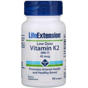 Костно здраве Vitamin K