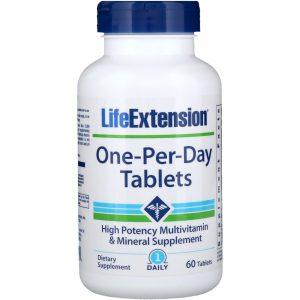 Витамини Life Extension