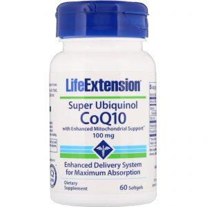 Коензим Q10 Coenzyme Q10