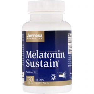 Стрес и сън Jarrow Formulas Melatonin