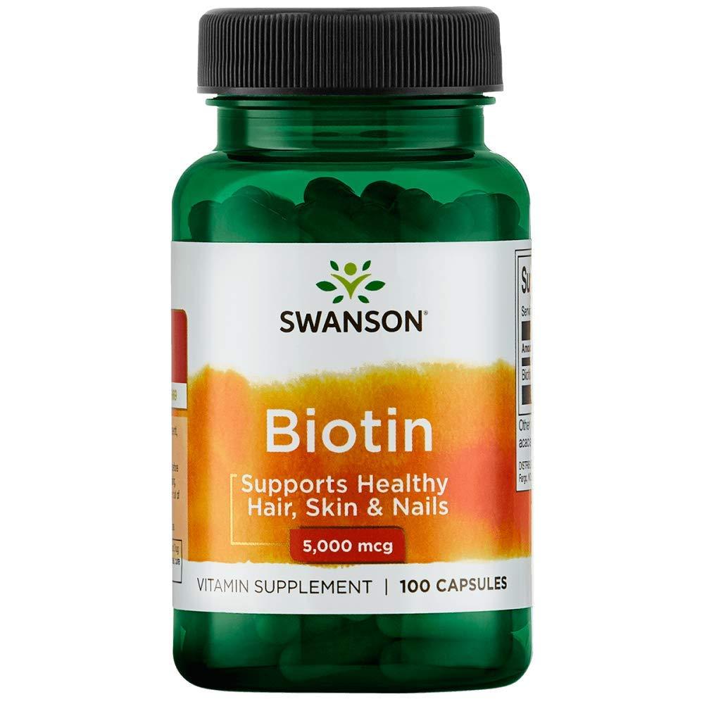 Витамин B Biotin