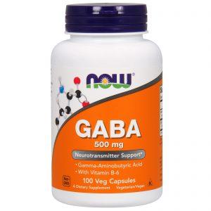 Стрес и сън Gaba
