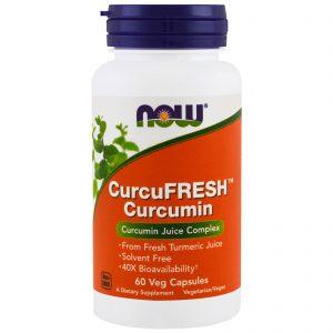Алергии Curcumin