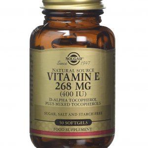 Витамин Е Solgar