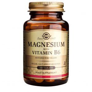 Витамин B-6 Magnesium