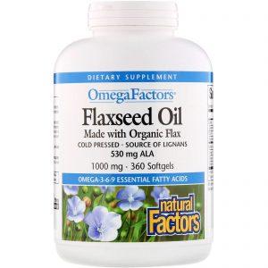 Омега и есенциални мастни киселини Омега 3-6-9