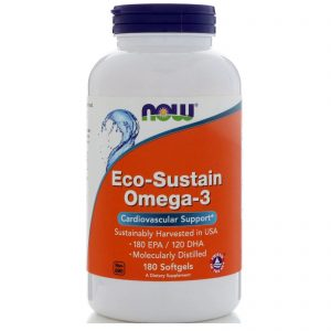 Омега и есенциални мастни киселини Fish Oil