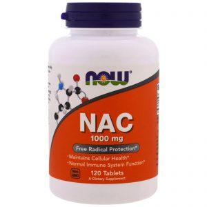 Аминокиселини N-Acetyl-L-Cysteine