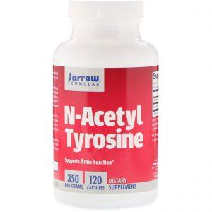 Енергия L-Tyrosine