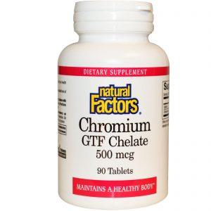 Кръвна захар Chrom