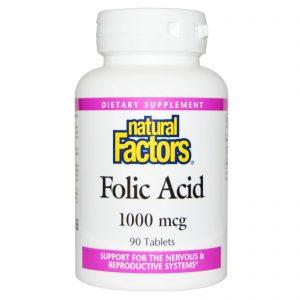Женско здраве Folic Acid