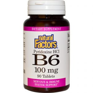 Витамин B Natural Factors