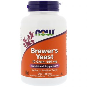 Енергия Brewer's Yeast
