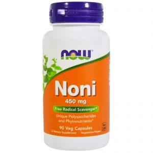 Антиоксиданти Noni