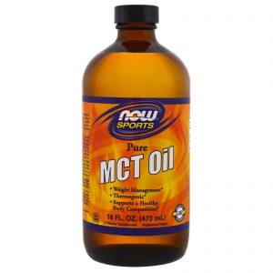 Коса, кожа и нокти MCT Oil