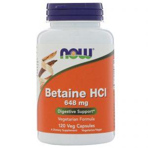 Сърце и циркулация Betaine