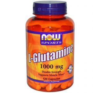 Аминокиселини Glutamin