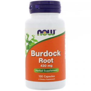 Билки и екстракти Burdock