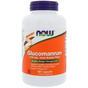 Детокс и пречистване Glucomannan