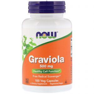 Билки и екстракти Graviola