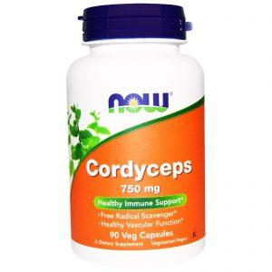 Билки и екстракти Cordyceps