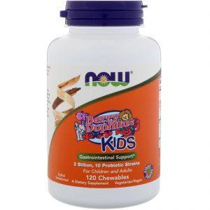 Детско здраве Now Foods