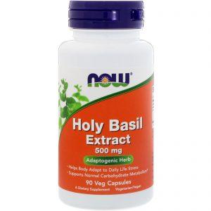 Адаптогени Holy Basil