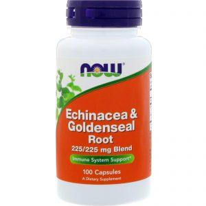 Билки и екстракти Echinacea