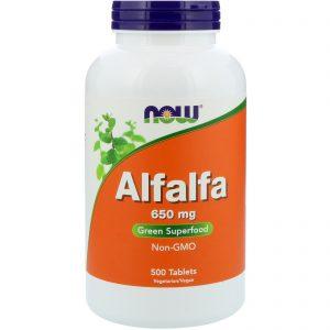 Билки и екстракти Alfalfa