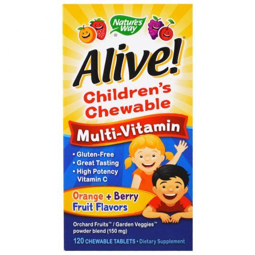 Детски витамини Nature's Way