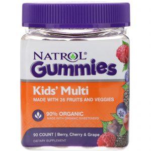 Детски витамини Natrol