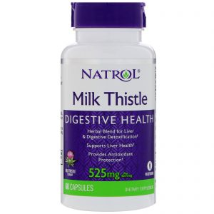 Детокс и пречистване Milk Thistle