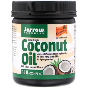 Коса, кожа и нокти Coconut Oil